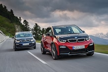 BMW Secures Naming Rights for the Its New Electric Range