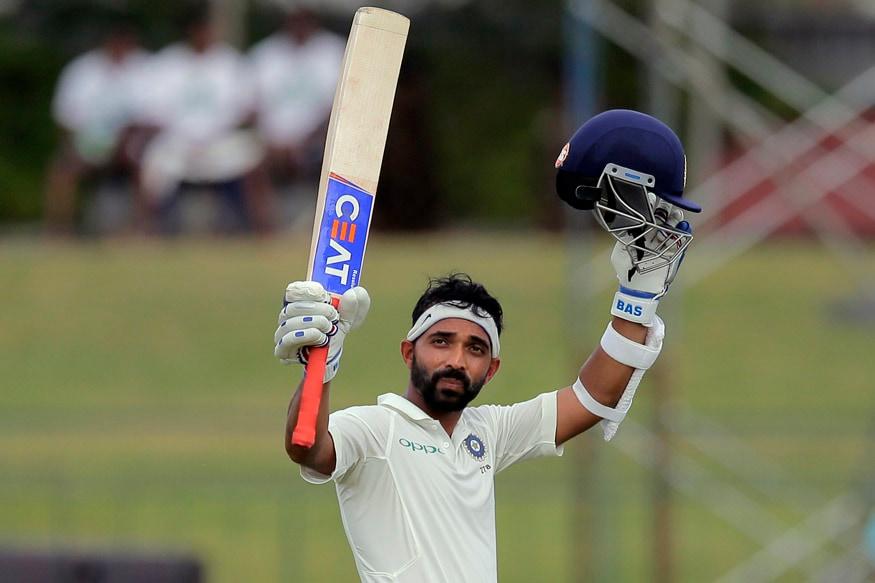 India vs Sri Lanka 2017: One of My Best Innings Against Spin, Says Rahane