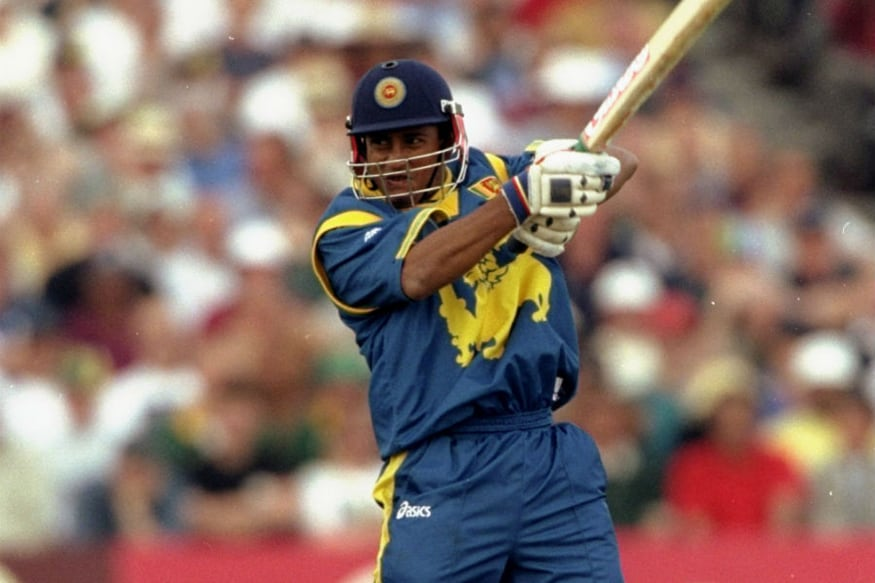 File image of former Sri Lanka cricketer Roshan Mahanama in action in ODIs. (Getty Images)
