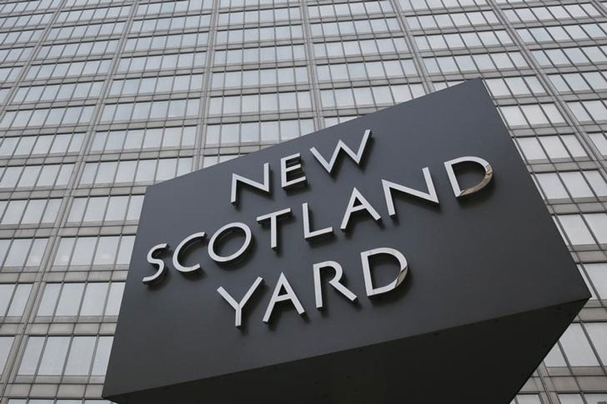 Scotland Yard's First Indian-origin Counter-terror Chief Lauded With Award in UK