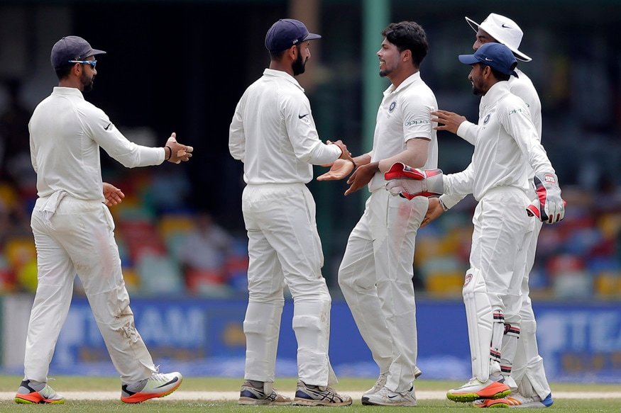 In Pics, Sri Lanka vs India, Second Test, Day 3