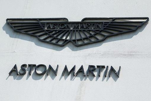 Aston Martin logo. (Photo: Reuters)