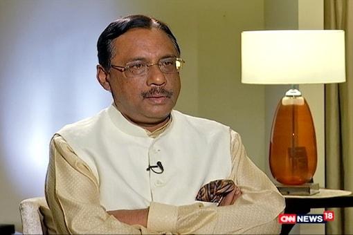 File photo of JD(U) leader Pavan Varma.