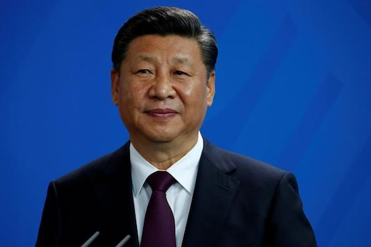 File photo of Chinese President Xi Jinping. (File photo/Reuters)
