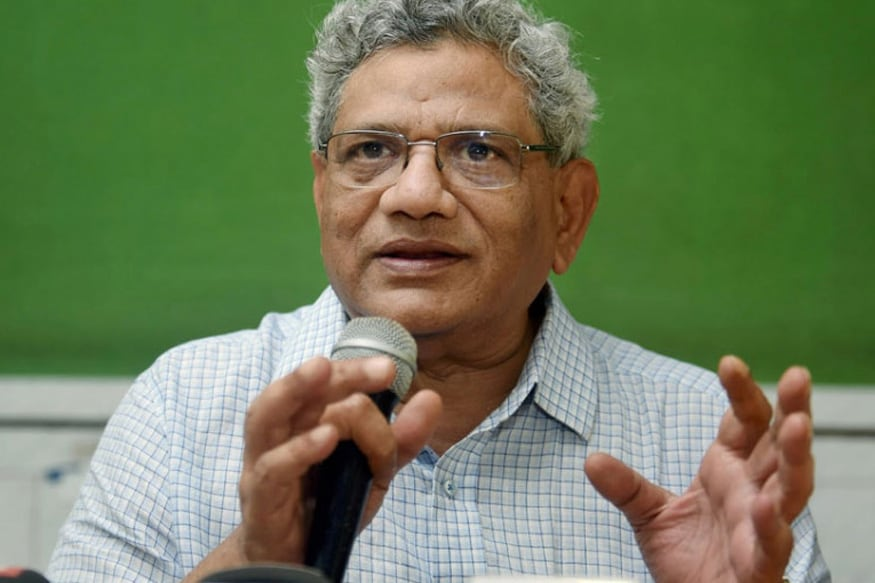 'Pro-BJP' Tag Spooked CPM's Kerala Unit into Toeing Sitaram Yechury's Line