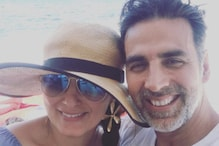 Twinkle Khanna Shares Most Adorable Pic With Her 'Hunk' Akshay Kumar, See Here