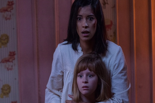 Image: YouTube/ A still from  the film Annabelle Creation