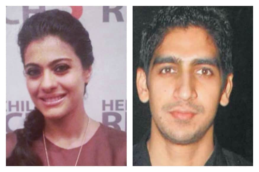 Image: Kajol official Instagram AND a File photo of Ayan Mukherjee