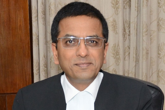 Justice Dhananjaya Yeshwant Chandrachud was appointed to the Supreme Court on May 13, 2016 (Photo: allahabadhighcourt)