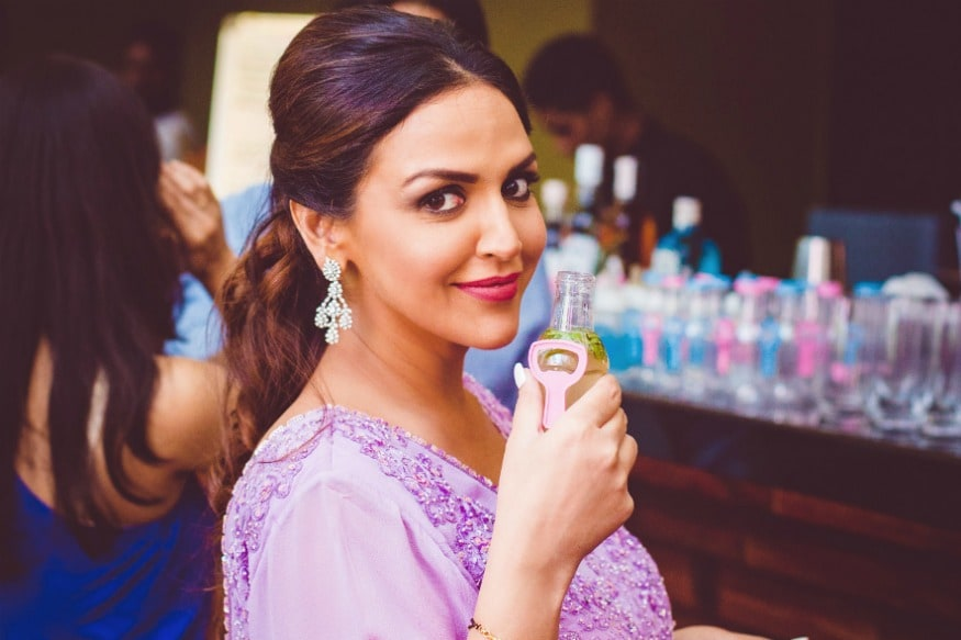 Esha Deol Reveals First Look of Short Film; See Picture