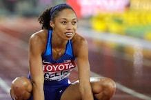 IAAF World Championships: Bittersweet Bronze Sees Felix Equal Bolt