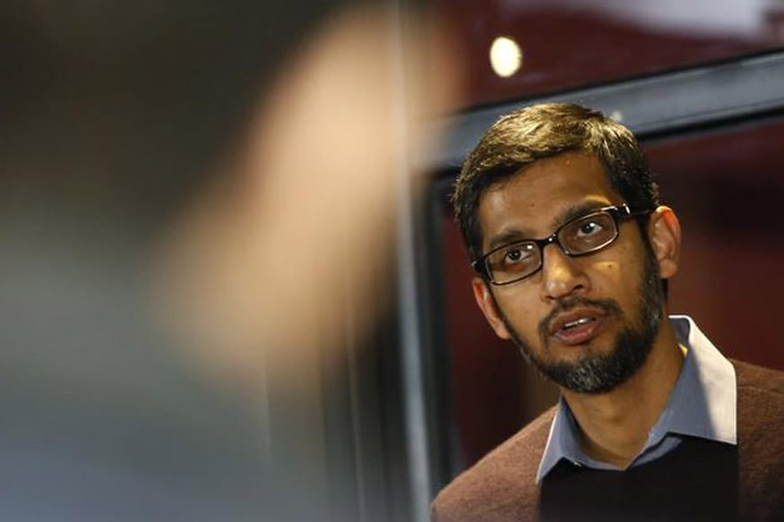 Google CEO Sundar Pichai Writes to Govt of India About Free Flow of Data Across Borders