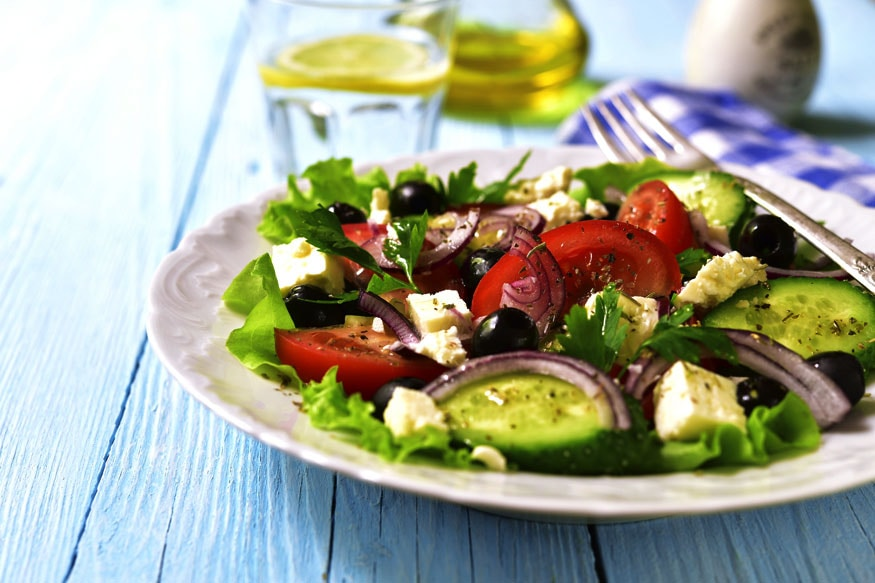 Shed that Spare Tire with Mediterranean Diet or Just Follow DASH