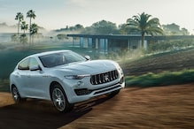 Maserati Levante Luxury SUV Launched in India for Rs 1.45 Crore