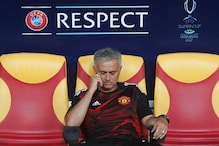 Jose Mourinho Frustrated With Under-strength Man United Squad