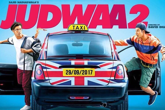 Image: Youtube/ A still from the trailer of Judwaa 2