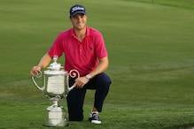 Justin Thomas Wins PGA Championship for First Major Title