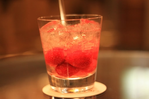 The 'Kashenka' Cocktail for the brokenhearted (Image courtesy: AFP Relaxnews)