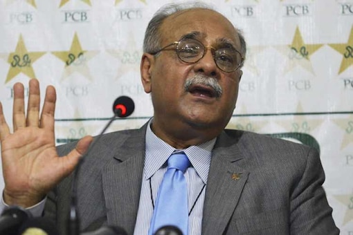 File image of Pakistan Cricket Board chairman Najam Sethi (Getty Images)