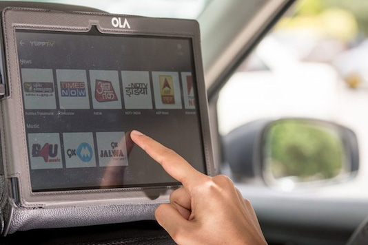 Ola And YuppTV Join Hands to Bring LIVE TV to Ola Play (image: Ola)