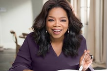 Oprah Winfrey Falls on Stage While Talking About Balance, Watch Video