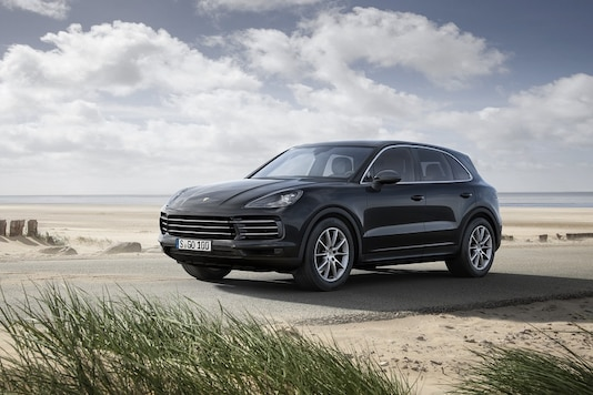 Porsche Cayennes are among a new recall in Germany. (Image: AFP Relaxnews)