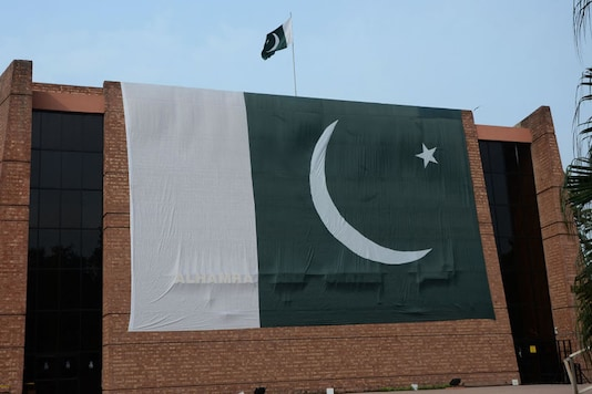 File photo of Pakistani flag. (Getty Images)