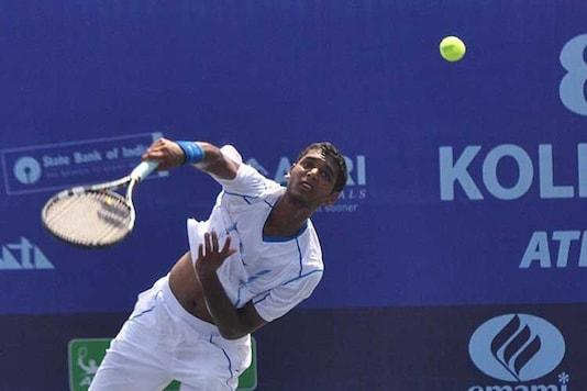 File image of Ramkumar Ramanathan. (Photo Credit: Getty Images)