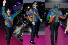 LFW 2017: A Rainbow-clad Ranveer Singh Turns Up and Steals The Show