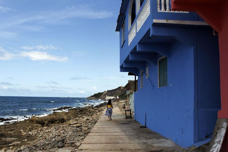 Tourists Seeking 'Despacito' Discover Puerto Rico's La Perla