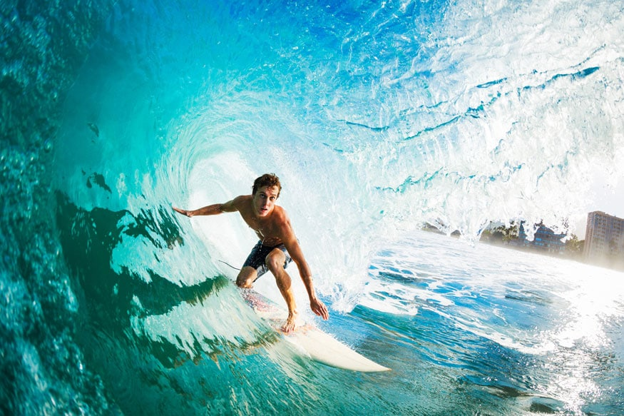 5 Most Popular Surfing Spots in India