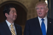 Japan's PM Says Agrees With Trump That Halting N Korea Missile Launches is Priority