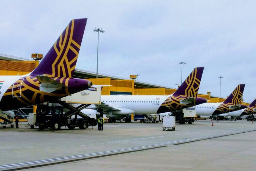 Vistara Starts Codesharing on SIA and SilkAir Flights to 35 Destinations