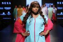 LFW 2017: Veronica Campabell, India's First Transgender Plus Size Model, Walks The Ramp
