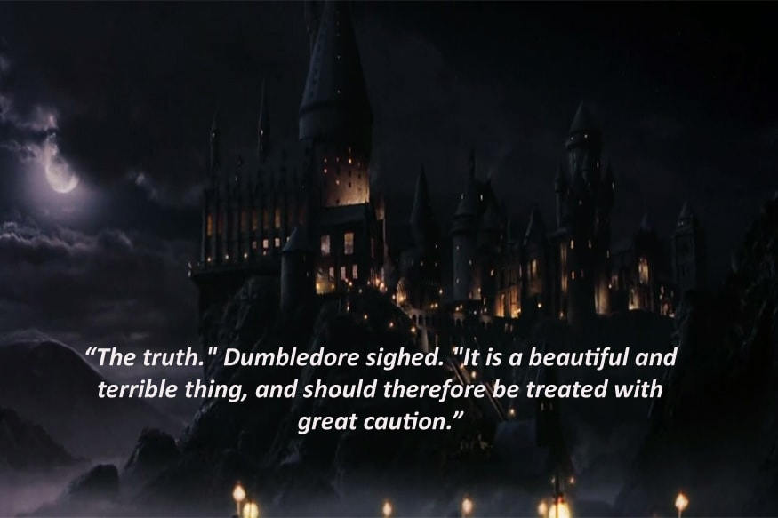 Pottermania 16 Quotes From Harry Potter To Relive The Magic News18