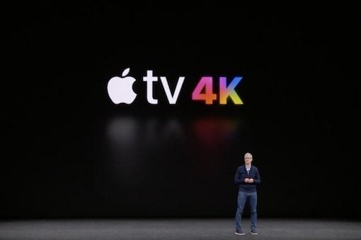 Apple's TV App  (Image for Representation)