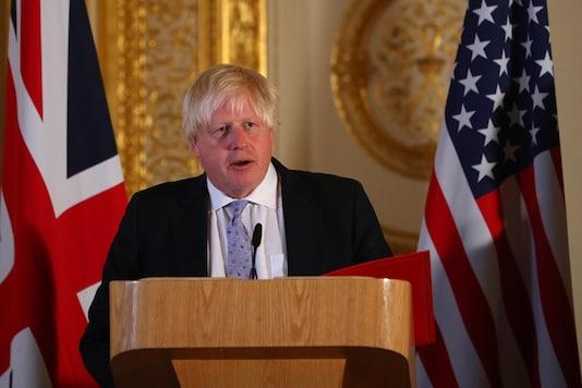 File photo of Boris Johnson (Image: Reuters)