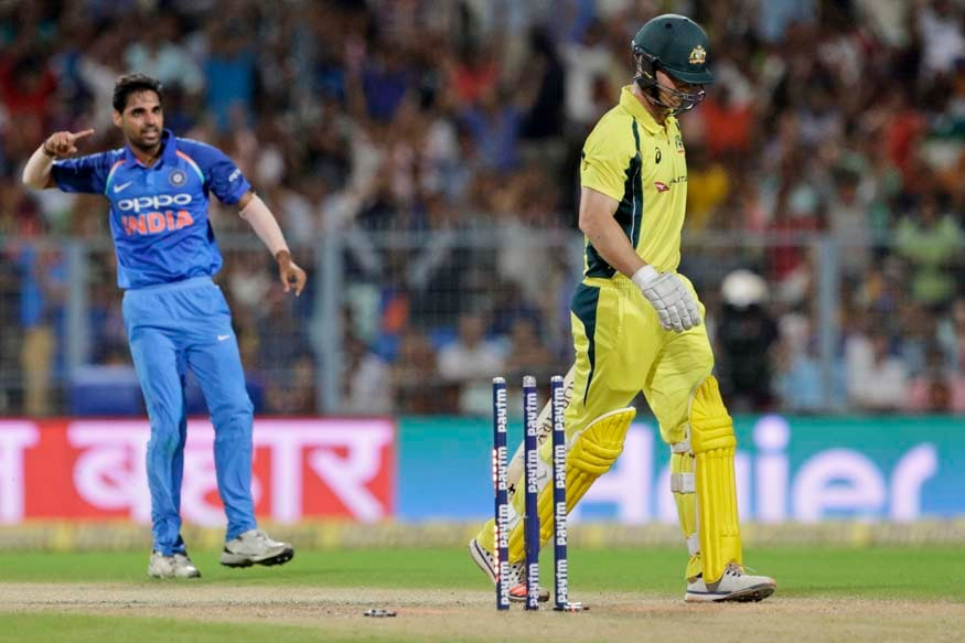 In Pics, India vs Australia, Second ODI