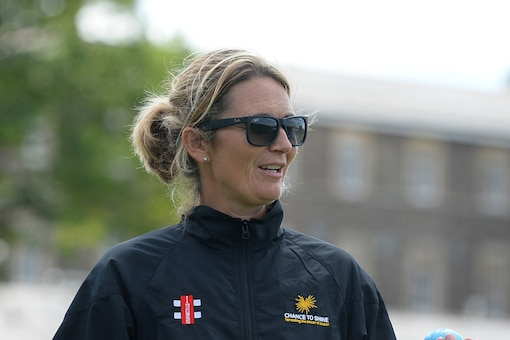 Charlotte Edwards said she wants to focus on coaching and her media engagements for now. (Photo by Harry Trump-IDI/IDI via Getty Images)