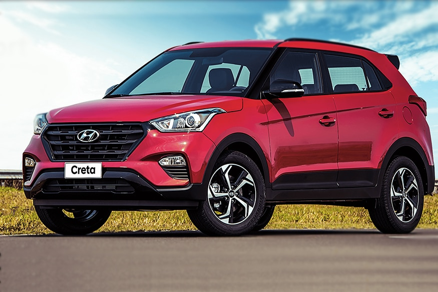 New Hyundai Creta Sport. (Photo Courtesy: Hyundai Brazil)