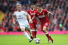 Liverpool Held to 1-1 Draw by Battling Burnley
