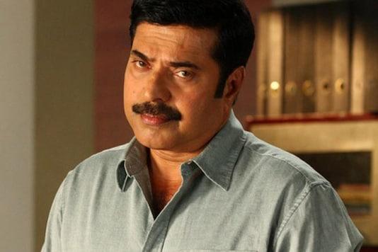 File photo of Malayalam superstar Mammootty.