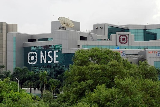 A NSE (National Stock Exchange) building is seen in Mumbai, India, July 11, 2017. (Photo: Reuters/Danish Siddiqui)