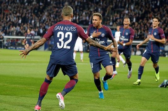 Neymar (Image: Reuters)