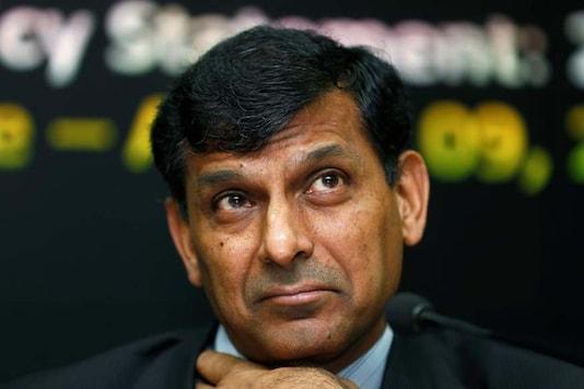 File photo of former RBI governor Raghuram Rajan. (Photo: Reuters)