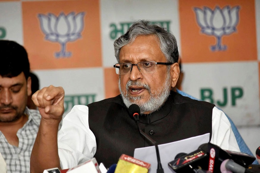 Bihar Deputy CM Sushil Modi to Head GoM on GST Revenue Shortfall Faced by