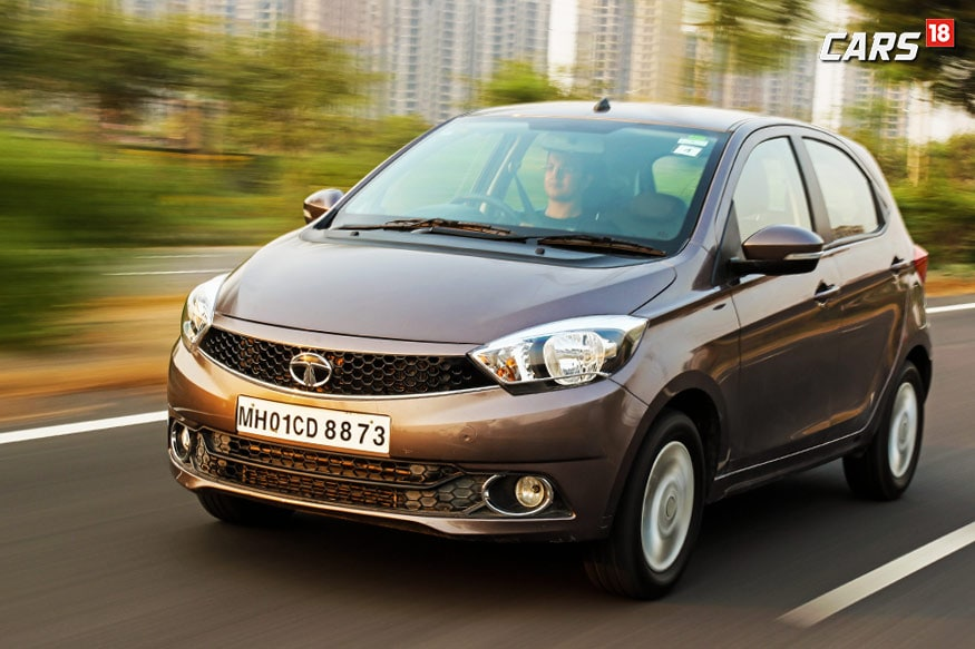 Tata Tiago. Image used for representational purpose. (Photo: Siddharth Safaya/News18.com)