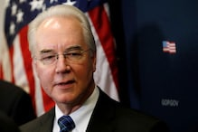 Trump's Health Secretary Tom Price Forced Out Over Private Plane Scandal