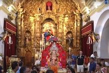 Ganesh Chaturthi 2018: Andhra Man Offers 580 kg Laddoo; Mumbai Idol Adorned With 70 kg Gold