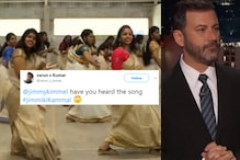 American Talk Show Host Jimmy Kimmel‏ Loves Jimikki Kammal. Here's Proof.